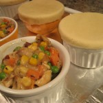 "Chicken and ""Pangcetta"" Pot Pies – Recipe"