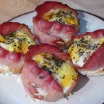 Bacon-wrapped Eggs With Cheese & Herbs – Quick and Easy