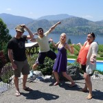 Okanagan Falls Summer Wine Retreat – #Popcornagan