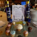 Cupcake Vodka Launch at Earls Yaletown V Lounge