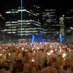 Dîner en Blanc Vancouver 2012 – Secret Dining Pop-Up Flash Mob