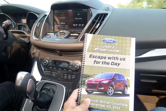 Ford Escape For A Day event