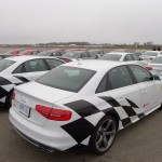 Audi Driving Experience – Fall 2012 Event – BC Driving Centre
