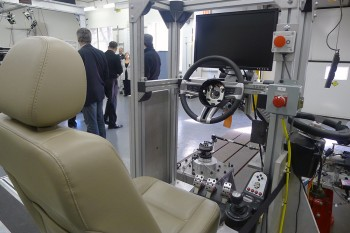 Ford Human Occupant Package Simulator (HOPS) lab 2