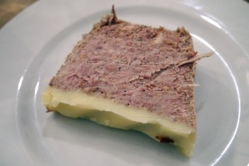 how to make goose rillettes