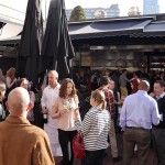 'The Roof' at Black+Blue: Downtown Vancouver's Newest Rooftop Patio – Media Opening Party