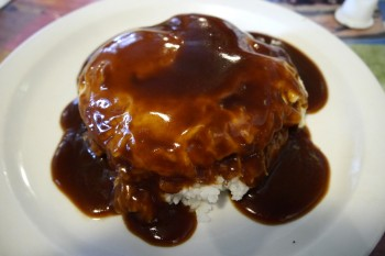 seaside grill - loco moco