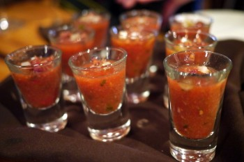 Fable Kitchen - Gazpacho Caeser