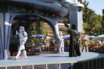 Disneyland - Star Tours