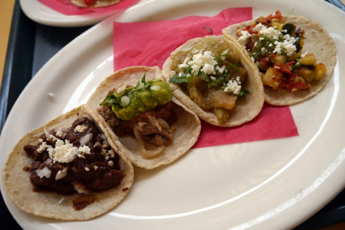 Loteria Grill - tacos
