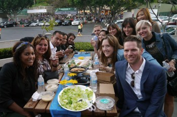 Canadian blogger trip to Los Angeles