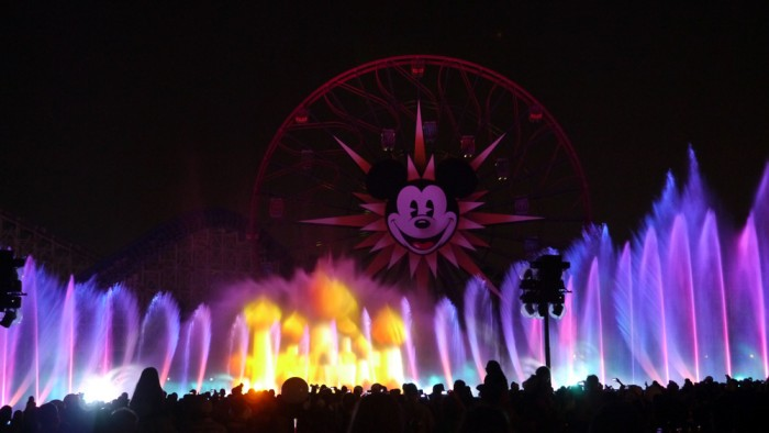 Disney California Adventure Park - World of Color