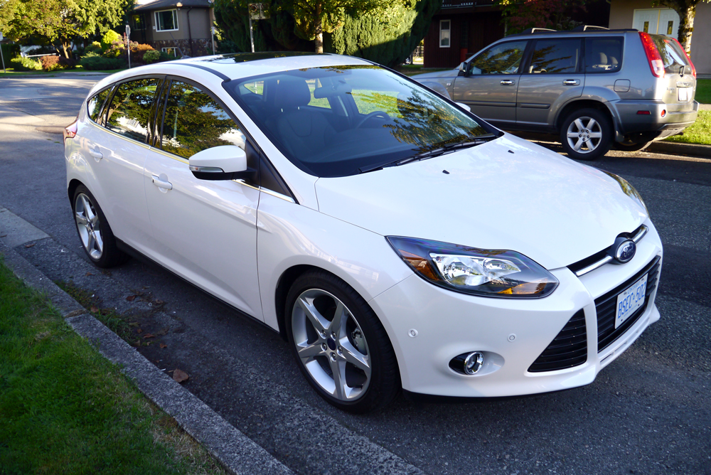 2014 ford focus titanium exterior pangcouver. Cars Review. Best American Auto & Cars Review