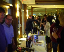 Coal Harbour Pelican Bay Wine Tasting