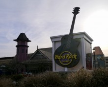 Hard Rock Casino Vancouver outside