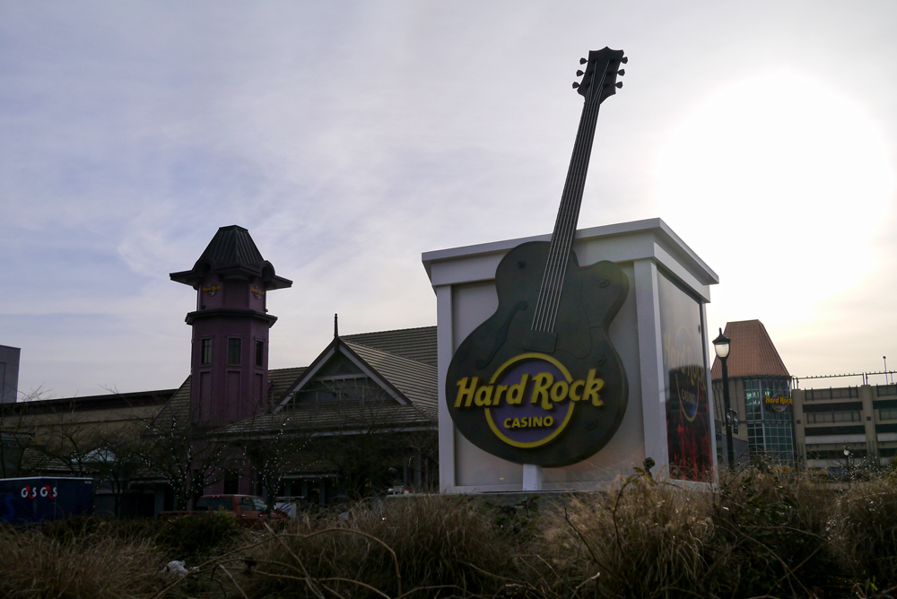 Coquitlam Hard Rock Casino