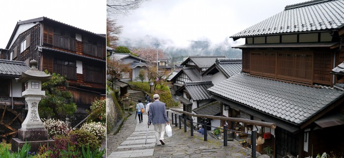 Magome-juku post town