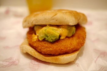 mcdonalds avocado shrimp