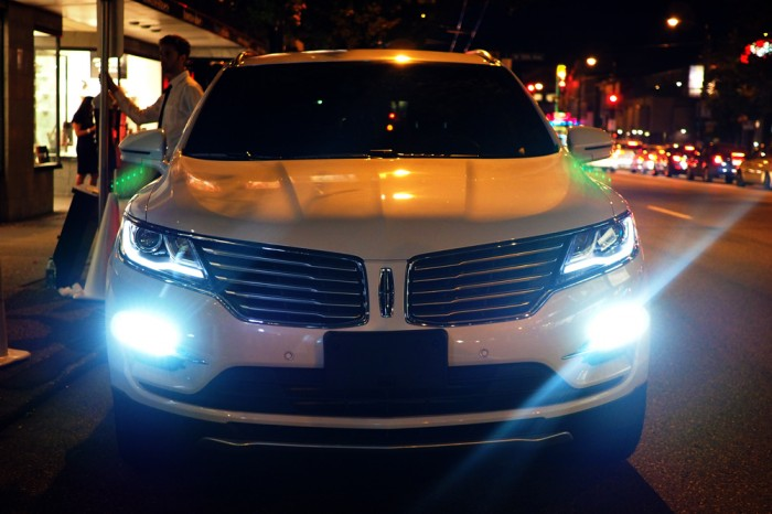 Lincoln MKC front
