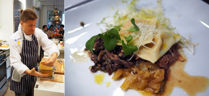 Duck-confit-and-roasted-butternut-squash-ravioli