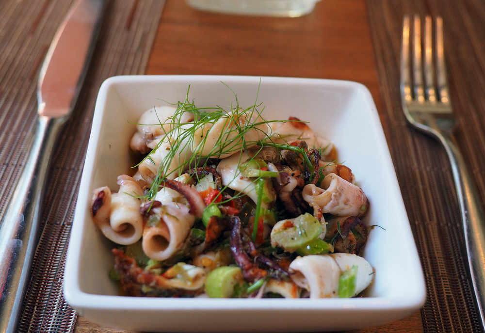 peastra-seared-squid | Pangcouver
