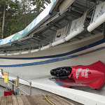 Ford Canada presents: Escape on a Bucket List Adventure with @RobinEsrock| Bobsleighing at Whistler Sliding Centre | #BucketlistYVR