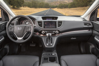 2015-Honda-CR-V-interior