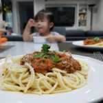 Freezer Meal Idea – Our Go-To Pasta Meat Sauce